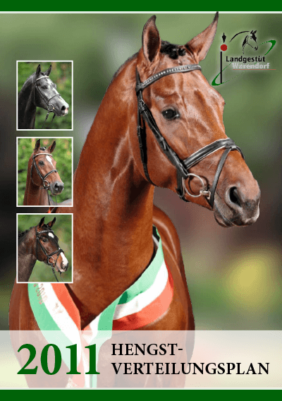 Stallion Catalogue 2011